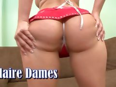 Claire Dames What A Booty