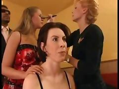 Hot sex in group