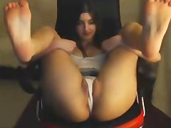 Webcam With Sexy Toes 666webcams. com