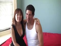 She married her husband because of his big fat cock