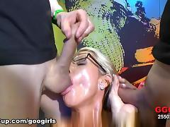 GermanGooGirls Video: Emma Starr at GGG