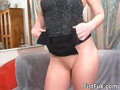 Blonde gets butthole fucked hard by that