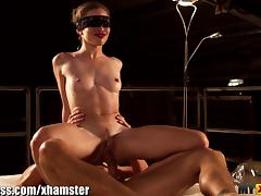 MyXXXPass Blindfolded, Fucked And Facialed by James Deen!
