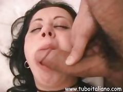 Italian Teen si Tromba la Sorella