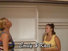 Kaci Starr & Emily Evermoore & Emily Camille in Lesbian Seductions #09