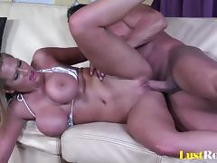 Only cute Alanah Rae can get so kinky