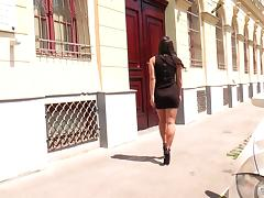 Kathia Nobili and Athina Love have a fun time with a massive boner