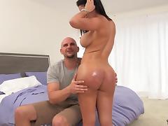 Big Ass Diamond Kitty Fucks Big Dick
