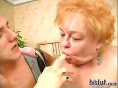This slut loves cock