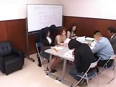 invincible man fuck a girl in the office