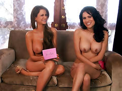 Emily Addison & Vanessa Veracruz in Exciting Chat With Vanessa - TwistysNetwork
