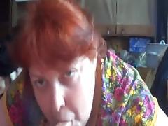 nice Fatty Nastya give me a Blowjob