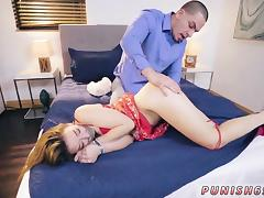 Rough cop gangbang and hardcore boobs Twisted And Taken