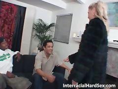 Amazing slut enjoying in hot cock