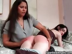 An Unruly Dinner Guest slapping clip part3