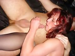 horny german houswife