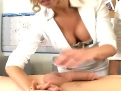 Slutty Directors Try Out New Cock