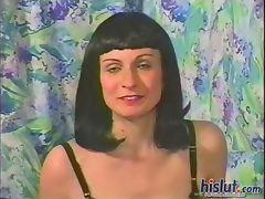 Analiese fucks herself
