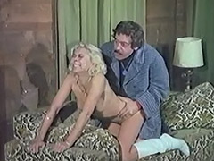 Slutty Blonde Humiliated Really Tough 1970