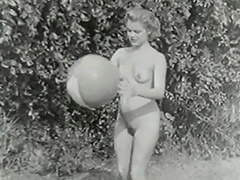 Extremely Sexy and Gorgeous Orgy 1950