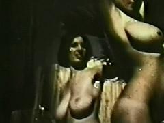 Big Busty Teens Roberta Pedon and Rosalia Strauss 1970