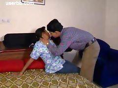 Mallu bhabhi With Young Boy