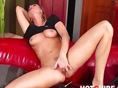 Sandra Sanchez just wants to cum
