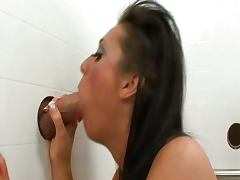 Brooklyn Jade gloryhole
