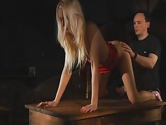 Erica Fontes fucked in the BDSM game