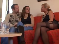 German Amateurs videos. Only the hardest drilling homegrown sex videos is made by German debutantes