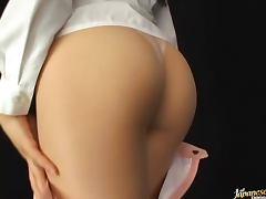 Busty Babe Saori Hara Rides A Dick Until It Erupts