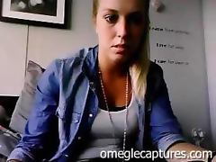 Really Hot 18yo Teen Girl On Webcam