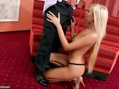 Rough Anal Sex With A Big Cock For Donna Bell
