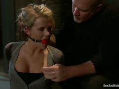 Aiden Aspen gets her holes toyed and fucked like never before