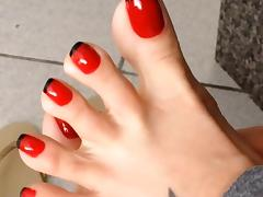 Sexy Feet and Toes
