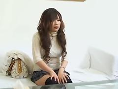 Japanese voyeur movie with sexy lady drilled at the clinic