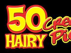 50 Hairy Cream Pies