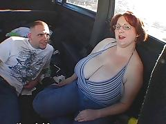 Sapphire in Smack My Bitch Up! 1