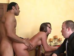 Sledge Hammer fucks with hardcore Kelly Divine