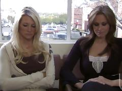 Hot blonde in a wedding dress gets fucked and facialed
