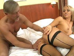 Aleska Diamond fucks with Christoph Clark