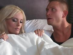 Succulent Stormy Daniels Goes Hardcore In A Love Story