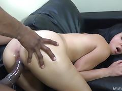 ashley squirting after fucked by a big cock