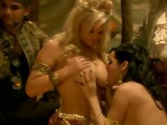 Abbey Brooks enjoy this amazing pirate ship orgy